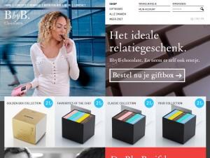 Webshop design BbyB