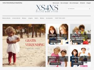 Webshop template XS4XS