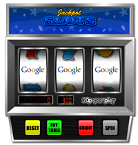 Scoren in Google met een lucky shot