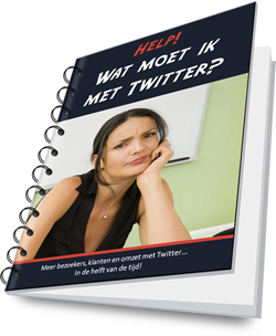 Help! Wat moet ik met Twitter?