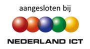 Aangesloten bij Nederland ICT