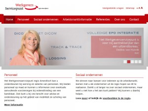Turn key oplevering van WordPress-website inclusief content