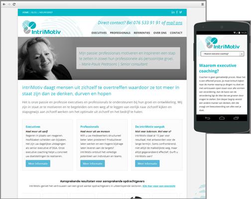 Jumpstart webdesign