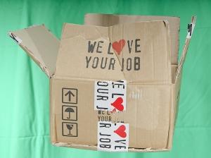 Bezorgboxen om toch te bezorgen als klant niet thuis is