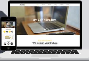 Parallax webdesign & SEO