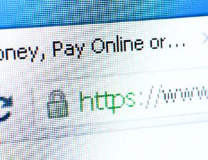 Website met HTTPS
