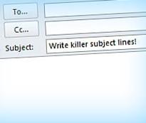Beste onderwerpregels voor e-mail nieuwsbrieven