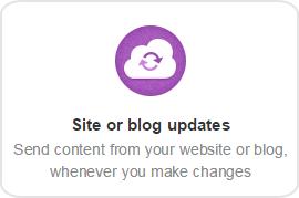 E-mails op basis va RSS-feed